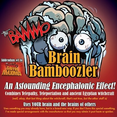 Bammo Brain Bamboozler by Bob Farmer
