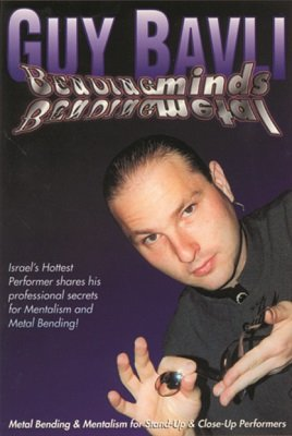 Bending Minds Bending Metal Volume 1 by Guy Bavli