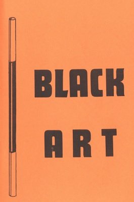 Black Art: a DIY version by Laurie Ireland & Paul Studham & Jasper Ward