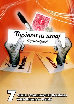 Business as Usual by John Gelasi