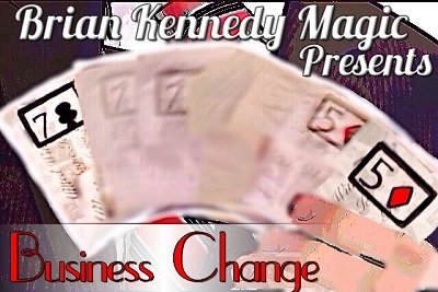 Business Change by Brian Kennedy