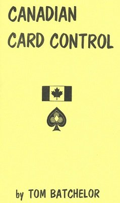 Canadian Card Control by Tom Batchelor
