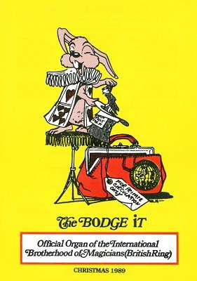Club 71: Budget Parody: The Bodge It by Geoff Maltby
