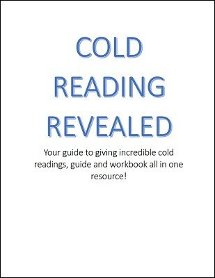 Cold Reading Revealed by Jesse Lewis