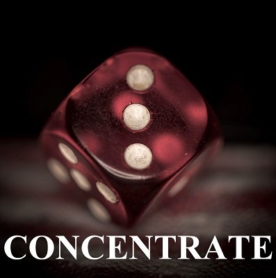 Concentrate by Martin T. Hart