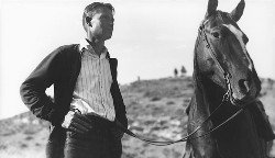 Arthur A. 'Pete' Dailey, photo taken at Eatons' Ranch in the early 1920s.