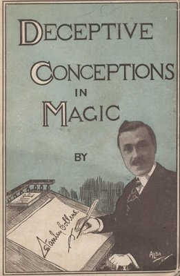 Deceptive Conceptions in Magic (used) by Stanley Collins