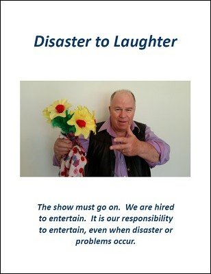Disaster to Laughter by Brian T. Lees