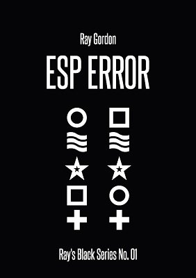 ESP Error by Ray Gordon