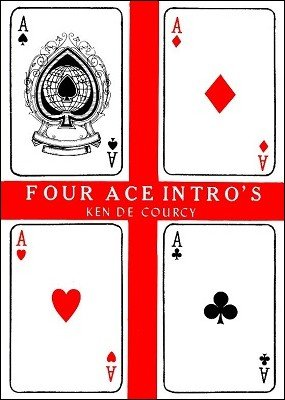 Four Ace Intros by Ken de Courcy
