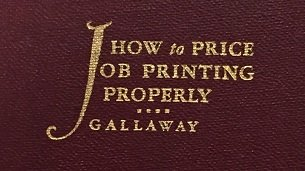 """How to Price Job Printing Properly"" cover"