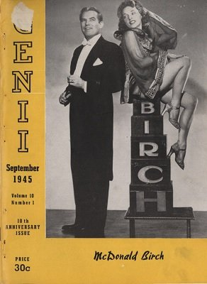 Genii Volume 10 (Sep 1945 - Aug 1946) by William W. Larsen