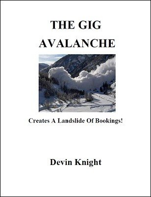 The Gig Avalanche by Devin Knight