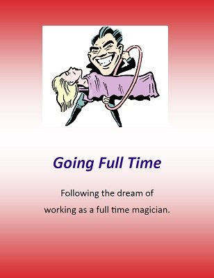 Going Full Time by Brian T. Lees
