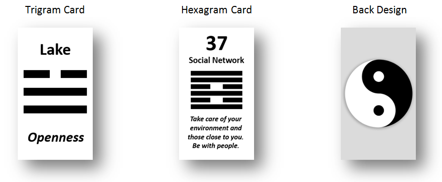 Example cards