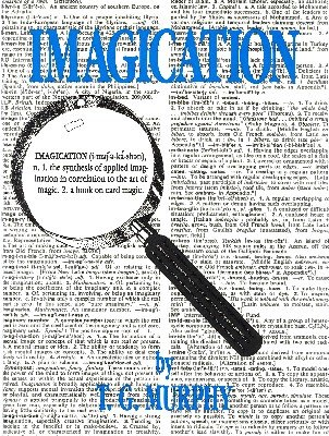 Imagication (used) by T. G. Murphy