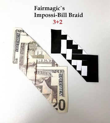 Impossi-Bill Braid-3+2 by Ralf (Fairmagic) Rudolph