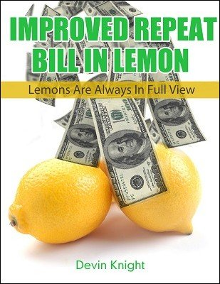 Improved Repeat Bill in Lemon by Devin Knight