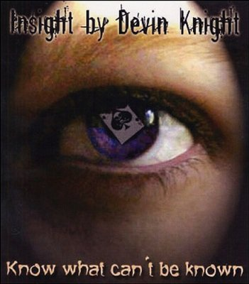 Insight: another clever ACAAN by Devin Knight