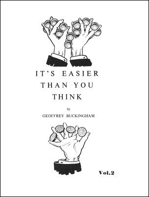 It's Easier Than You Think Volume 2 by Geoffrey Buckingham