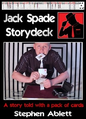 Jack Spade Story Deck by Stephen Ablett