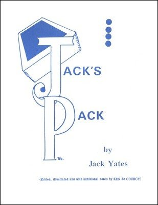 Jack's Pack (used) by Jack Yates