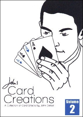 John's Card Creations Volume 2 by John Gelasi