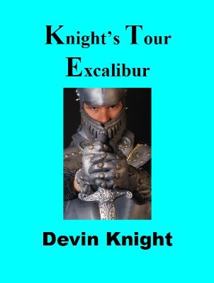 Knight's Tour Excalibur by Devin Knight