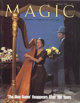 Magic Magazine 1996 by Stan Allen