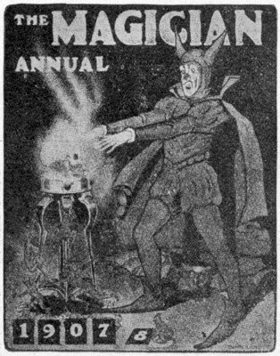 Magician Annual 1907-8 by Will Goldston