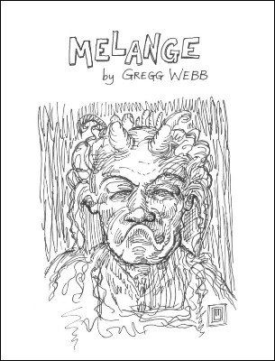 Melange by Gregg Webb