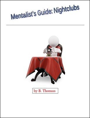 Mentalist's Guide: Nightclubs by B. Thomas