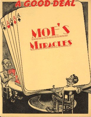 Moe's Miracles (used) by Moe Seidenstein