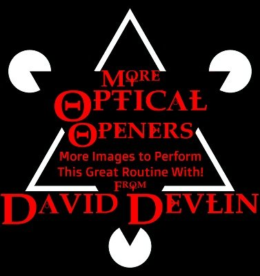More Optical Openers by David Devlin