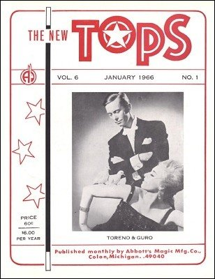 New Tops Volume 6 (1966) by Neil Foster