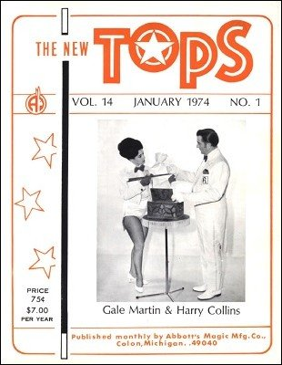 New Tops Volume 14 (1974) by Neil Foster