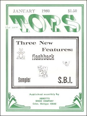 New Tops Volume 20 (1980) by Gordon Miller