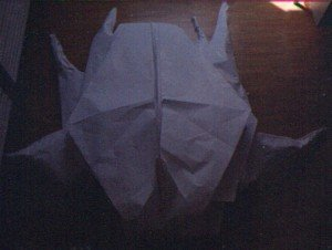 Origami Beatle