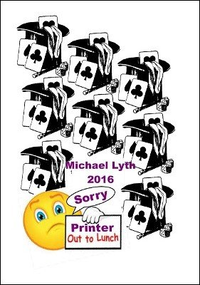 Printer Out To Lunch by Michael Lyth