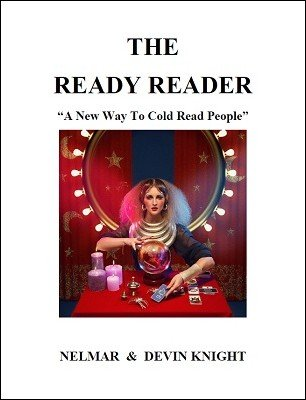 The Ready Reader by Anthony Nelmar Albino & Devin Knight
