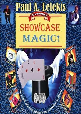 Showcase Magic by Paul A. Lelekis