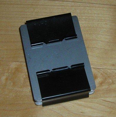 pocket card press