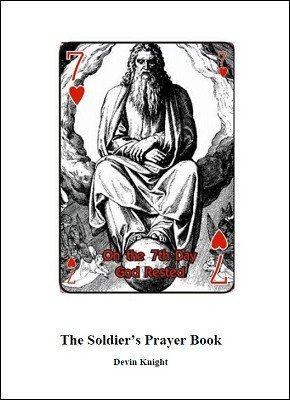 The Soldier's Prayer Book by Devin Knight