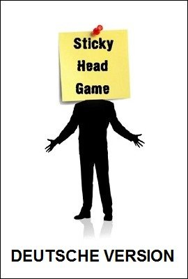 The Sticky Head Game (German) by Nathaniel