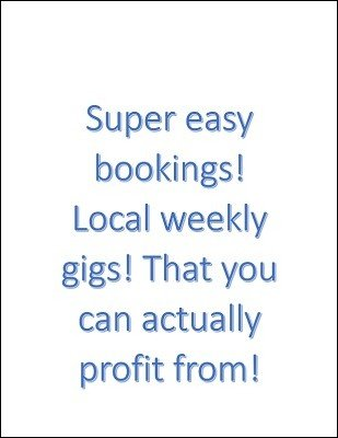 Super Easy Bookings by Jesse Lewis