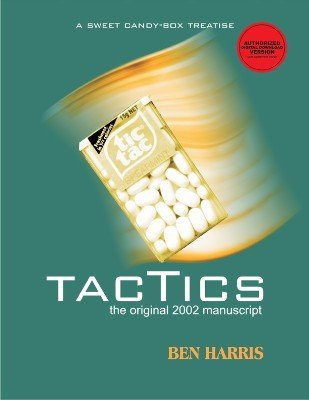 TacTics by (Benny) Ben Harris