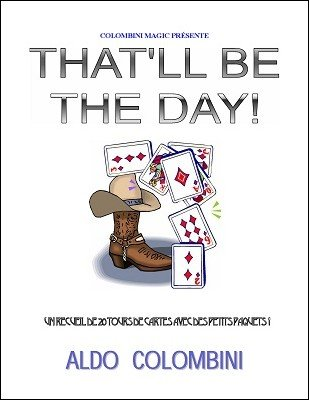 That'll Be The Day! (French) by Aldo Colombini