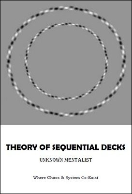 Theory of Sequential Decks by Unknown Mentalist