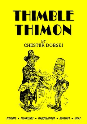 Thimble Thimon by Chester Dobski