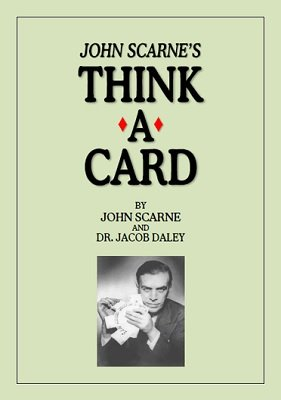 Think A Card by John Scarne & Dr. Jacob Daley